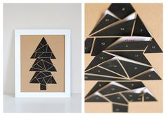 Free Printable Advent Calendar // Delia Creates. Possibly do magnetic on cookie sheet....