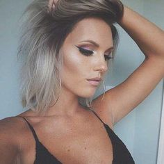 trendy short hair color ideas for 2016