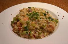 Zucchini-Risotto mit Lachs für kleine Feinschmecker, ein gutes Rezept aus der Kategorie Kinder. Bewertungen: 6. Durchschnitt: Ø 3,6.