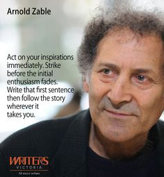 Arnold Zable will be running a half-day workshop on Writing and Advocacy in collaboration with PEN Melbourne, as part of our Wheeler Centre Anniversary Series in February http://writersvictoria.org.au/what-s-on/event/the-wheeler-centre-anniversary-series-writing-counts-story-and-advocacy/