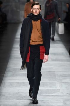 Fendi Fall 2015 Menswear Collection - Vogue