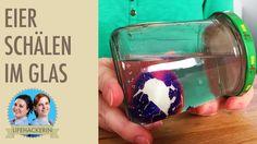 Eier blitzschnell pellen I Eier-Hack I Ostertrick