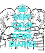 dork diary cursh quote | KEEP CALM AND LOVE DORK DIARIES