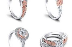 Image result for rose gold rings australia
