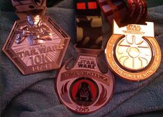 runDisney Star Wars Half Marathon and Rebel Challenge
