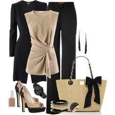 A fashion look from February 2013 featuring FABIANA FILIPPI blouses, Giorgio Armani coats and Missoni pants. Browse and shop related looks.
