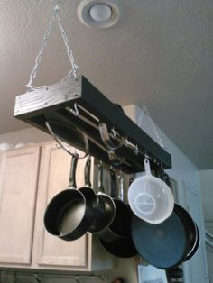 Super Simple Lid and Pot Rack