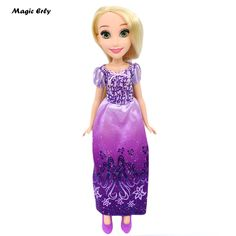 Original Cartoon Tangled Princess doll New Royal Shimmer Doll Rapunzel Best Gift for Child-in Dolls from Toys & Hobbies on Aliexpress.com   Alibaba Group