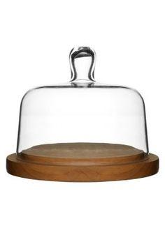 Dębowa taca do sera Oval Oak