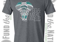 Char's Mission Trip T-shirts | Mission Trip - YouCaring  Buy this shirt!!!! If you order one send me a message telling me your size and shipping information!