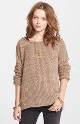Free People 'Teddy Bear' Sweater