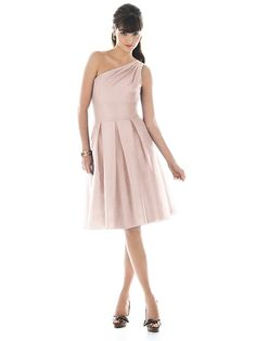 Alfred Sung Style D458 http://www.dessy.com/dresses/bridesmaid/d458-quick-delivery/#.VU61hiFViko