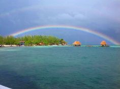 At Coco Plum we appreciate these moments that simply take our breath away 🌈 Belize All Inclusive, All Inclusive Honeymoon, Romantic Honeymoon, Plum, Appreciation, In This Moment, Island, Romantic Honeymoon Destinations, Islands