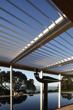 Pahoia Lodge near Tauranga designed by Andrew Barclay and Richard McGowan of Warren & Mahoney