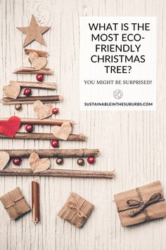 What kind of Christmas tree is the most environmentally friendly? Real, fake, potted, or homemade? The answer might surprise you! Crafty Christmas Gifts, Christmas Tree, Activities For Kids, Crafts For Kids, Daddy Gifts, Christmas Pictures, Holiday Cards, Eco Friendly, Zero Waste