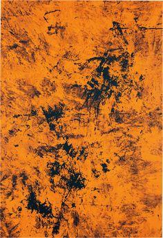 Rudolf Stingel. Untitled, 1996-97. Oil on canvas.