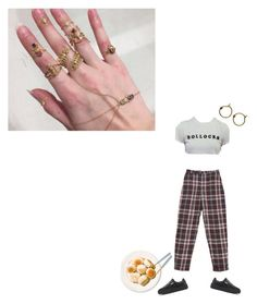 brit by soapish on Polyvore featuring polyvore, Puma, fashion, style and clothing