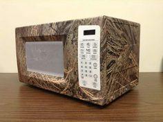 Camo microwave