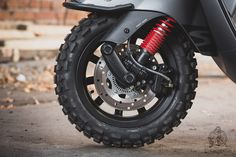 Operation Super Sport - Roller & MotorradBox Stuttgart - Vespa GTS 300 i.e. SuperSport ABS