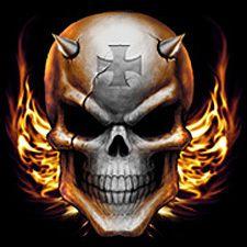1692 Best Skulls And Flames Images In 2019 Skull Skull Tattoos