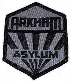 Arkham Asylum Security