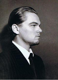 Leonardo DiCaprio by Nino Muñoz