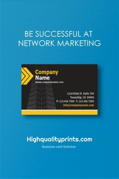 Business card helps establish trust and brand identity. More than 1000 business card templates available. - Have a look! http://bit.ly/1XsswGB