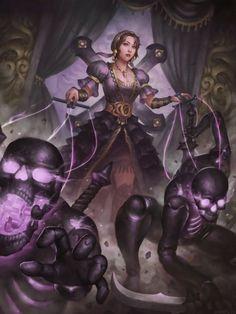 As incríveis ilustrações de fantasia e mitologia de Kevin Sidharta