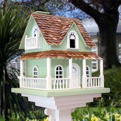 Decorative Hobbitt Bird House