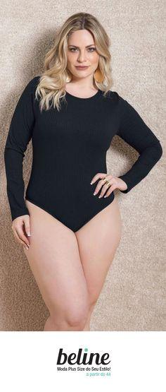Para montar o look ideal, use o body com as peças mais soltinhas, como a calça flare, shorts soltinhos e saias midi. Finalize com acessórios e sapatos de sua preferência. Aposte no body e deixe seu look mais elegante e charmoso. São vários modelos que vão agradar a todas. Confira os mais belos bodys plus size em: https://www.beline.com.br/roupas-femininas-plus-size/lingerie/lingerie-plus-size/bodys  #beline #plussize #bodyplussize #modaplussize #estiloplussize #eusouplus #meuestiloplussize