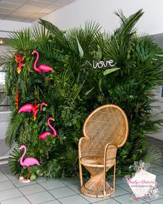 Flamingo Birthday, Luau Birthday, Flamingo Party, Hawaiian Party Decorations, Wedding Decorations, Havana Nights Party, Deco Baby Shower, Jungle Party, Deco Floral