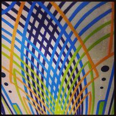 Pinstriping - HotRod Jen