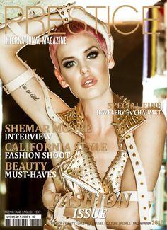 PRESTIGE INTERNATIONAL Mag SPECIAL FASHION ISSUE FALL-WINTER 2016
