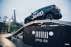 Jeep® X Red Bull Crashed Ice: Offroad Parcours