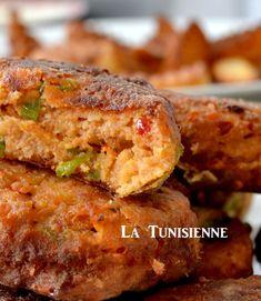 Kefta tunisienne de Gabès - Kefta gabseya | La Tunisienne Middle East Food, Middle Eastern Dishes, Middle Eastern Recipes, Veal Recipes, Cooking Recipes, Healthy Recipes, Tunisia Recipe, I Love Food, Good Food