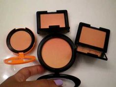 mac ripe peach blush ombre dupes
