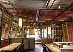 19 Of The World's Best Restaurant And Bar Interior Designs