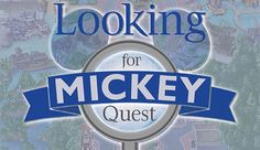 Looking for Mickey Quest