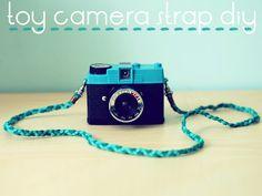 Camera strap DIY! | The Click Shop