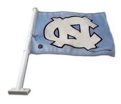 NCAA North Carolina Tar Heels Car Flag by Rico. $9.35. NCAA North Carolina Tar Heels Car Flag. Save 45%!
