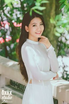 1969 best images about Ao dai trang on Pinterest | Traditional, Asian beauty and Vietnam