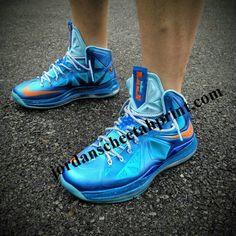 Nike LeBron X China