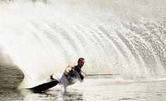 #LL @lufelive #WaterSkiing #Slalom