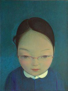 Liu Ye.  J with Glasses, 2007