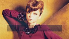 Gucci × VOGUE × NAMIE AMURO | Gucci Version | LIGHT THE WAY DESIGN OFFICE #Gucci #VOGUE #NAMIEAMURO #安室奈美恵