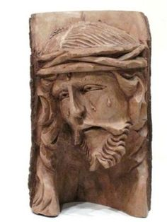 carved jesus - Google Search
