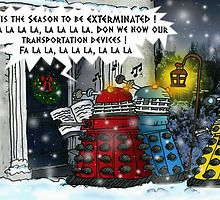 'Tis The Season by ToneCartoons