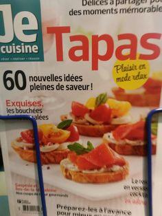 #Tapas #SpanishFood #TrueFood #Canadá