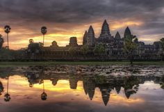 On my bucket list to see this Temple...Angkor Wat