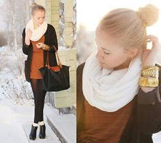 Simple outfit #fall